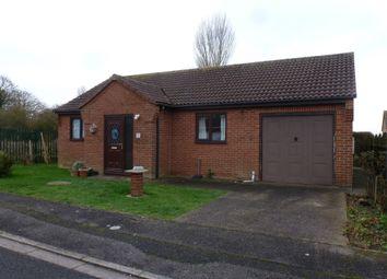 Thumbnail 2 bed detached bungalow for sale in Chapel Farm Drive, Chapel St. Leonards, Skegness