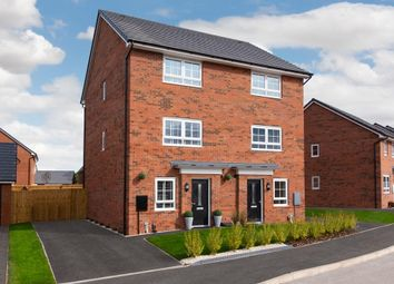 "4 bed semi-detached house for sale in ""Hawley"" at Texan Close, Warton, Preston PR4"