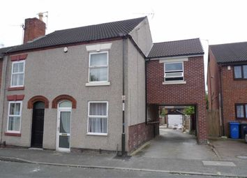 Thumbnail 4 bed end terrace house for sale in Ash Street, Ilkeston, Derbyshire