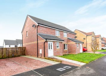 Thumbnail 2 bed semi-detached house for sale in Kincardine Square, Glasgow