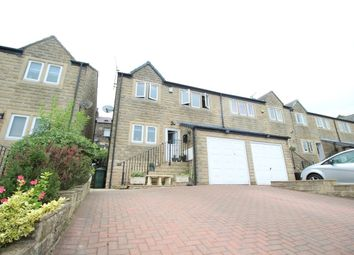 Thumbnail 4 bed semi-detached house for sale in Privet Drive, Oakworth, Keighley