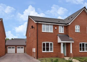 Thumbnail 3 bed semi-detached house for sale in Mercer Close, Bromsgrove