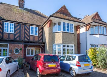 Thumbnail 4 bed property for sale in Hervey Close, Finchley, London