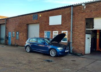 Thumbnail Industrial to let in Unit, Unit 6, Charfleets Industrial Estate, Kings Close, Canvey Island