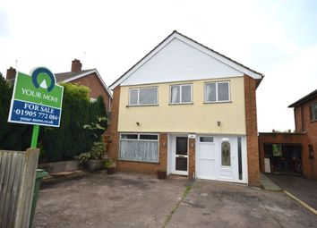 Thumbnail 3 bed detached house for sale in Pilgrim Road, Droitwich