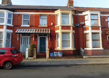 Thumbnail 5 bedroom property to rent in Ashbourne Road, Aigburth, Liverpool