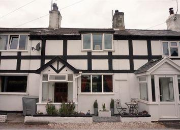 Thumbnail 2 bed cottage for sale in Gledrid Terrace, Wrexham