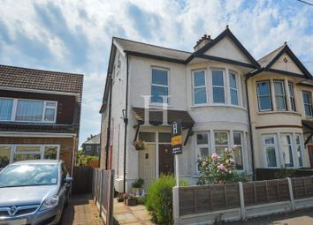 Thumbnail 3 bed maisonette for sale in South Avenue, Southend-On-Sea, Essex
