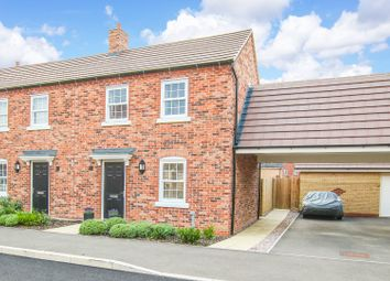 Thumbnail 2 bedroom end terrace house for sale in Baker Drive, Kempston