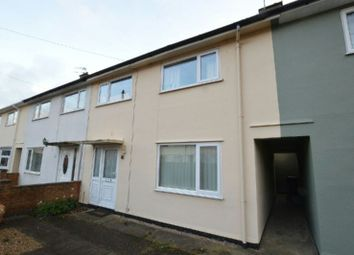 Thumbnail 3 bed terraced house for sale in Sturdee Road, Leicester