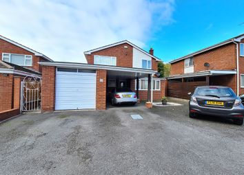 Thumbnail 4 bed detached house to rent in Rees Drive, Coventry