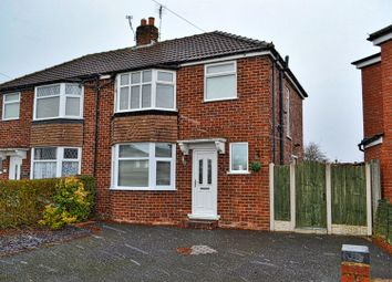 Thumbnail 3 bed semi-detached house for sale in Field Avenue, Crewe