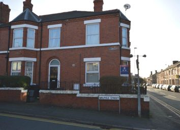 Thumbnail 1 bed flat to rent in Flat 3, 2 Walpole Street, Chester