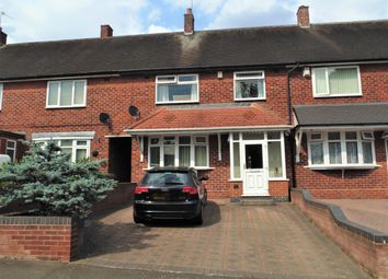 Thumbnail 3 bed terraced house to rent in Highfield Road, Great Barr