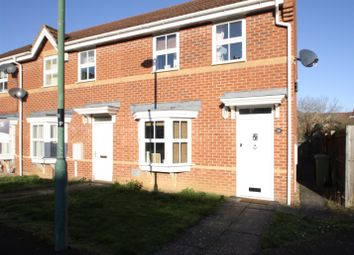 Thumbnail 3 bedroom end terrace house for sale in Cosway Place, Grange Farm, Milton Keynes