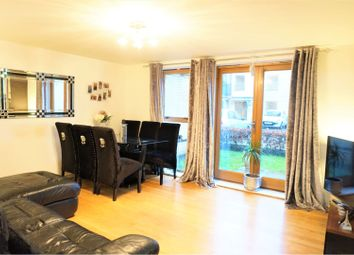 Thumbnail 2 bed flat to rent in 1 Harry Close, Croydon