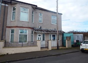 Thumbnail 4 bed end terrace house for sale in Constance Street, Off Caerleon Road, Newport.