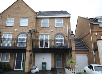 Thumbnail 3 bed town house for sale in Sheringham Close, Allington