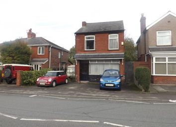 Thumbnail 3 bed detached house for sale in Manchester Road, Leigh, Greater Manchester