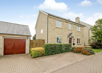 Thumbnail 4 bed detached house for sale in Chapel Meadows, Llangrove, Nr Ross-On-Wye