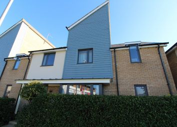 Thumbnail 4 bed end terrace house for sale in Selkirk Drive, Oakridge Park, Milton Keynes, Buckinghamshire