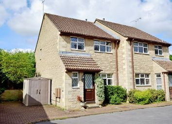 Thumbnail 2 bed semi-detached house for sale in Digby Road, Sherborne