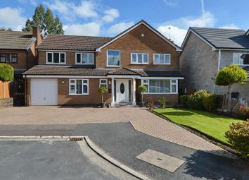 5 bed detached house for sale in Ringley Close, Whitefield, Manchester M45