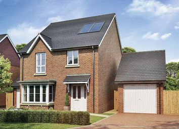 "Thumbnail 4 bed detached house for sale in ""The Oxford"" at Sandy Lane, Waltham Chase, Southampton"