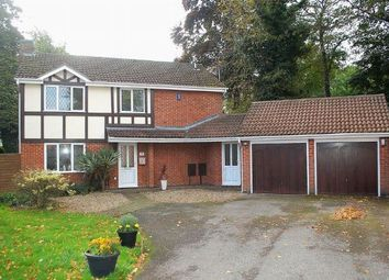 Thumbnail 4 bedroom detached house for sale in Corran Close, Dallington, Northampton