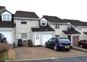 Thumbnail 3 bed terraced house for sale in Rashleigh Avenue, Plympton, Plymouth