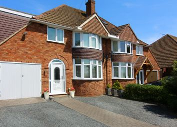 Thumbnail 3 bedroom semi-detached house for sale in Wombourne Park, Wolverhampton