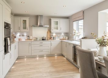 """Thumbnail 4 bed detached house for sale in """"Somerton"""" at Tiverton Road, Cullompton"""