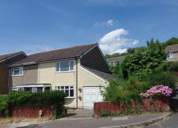 Thumbnail End terrace house for sale in Weavers Way, Dover, Kent
