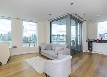 Thumbnail 2 bed flat to rent in Waterview Drive, London