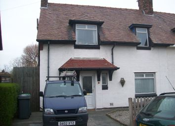 Thumbnail 2 bedroom semi-detached house to rent in Fielding Road, Blackpool