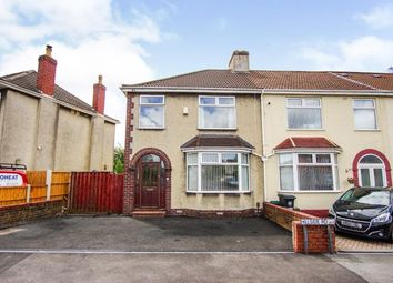 Thumbnail 3 bed semi-detached house for sale in Hillside Road, St George, Bristol
