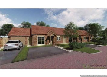 Thumbnail 2 bed terraced bungalow for sale in Laughton Road, Blyton, Gainsborough