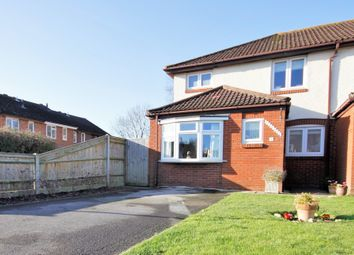 Thumbnail 3 bed end terrace house for sale in Knottgrass Road, Locks Heath, Southampton