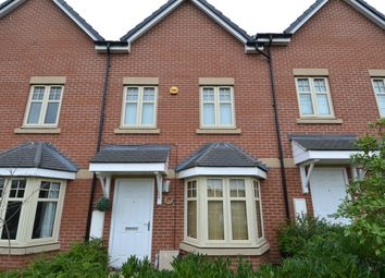 Thumbnail 2 bed town house for sale in West Heath Road, Northfield, Birmingham