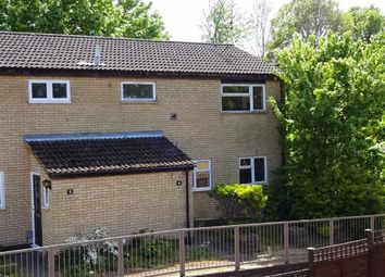 Thumbnail 3 bedroom end terrace house for sale in Braemar Close, Hertford Road, Stevenage, Herts