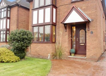 Thumbnail 3 bed detached house for sale in Old Forge Way, Skirlaugh, Hull