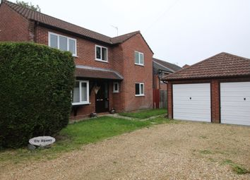 Thumbnail 4 bed detached house to rent in The Spinney Wildern Lane, Hedge End, Southampton