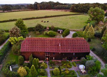 5 bed detached house for sale in Station Road, Groombridge, Tunbridge Wells TN3