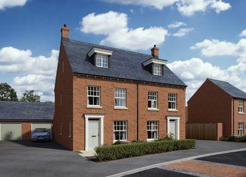 Thumbnail 3 bed semi-detached house for sale in Bosworth Grange, Husbands Bosworth, Lutterworth