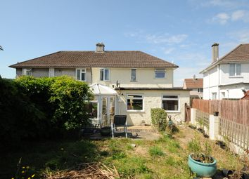 3 bed semi-detached house for sale in Reynolds Road, Plympton, Plymouth PL7