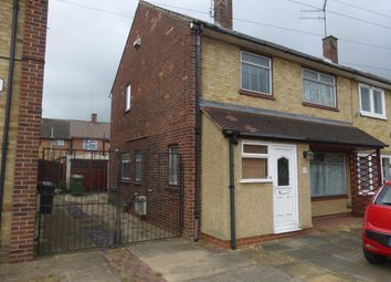 Thumbnail 3 bedroom property to rent in Lavender Crescent, Peterborough
