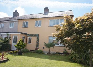 Thumbnail 3 bed semi-detached house for sale in Maes Y Plas, Amlwch