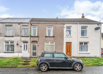 Thumbnail 4 bed terraced house for sale in Shoemakers Row, Maesteg