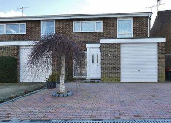 Thumbnail 3 bedroom semi-detached house for sale in Tutsham Way, Paddock Wood, Tonbridge