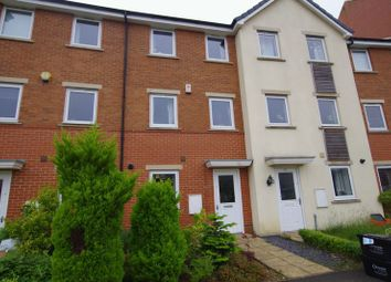 Thumbnail 4 bed terraced house for sale in Celsus Grove, Swindon